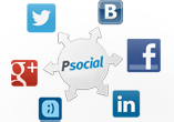 Psocial Send your Message across Social Media